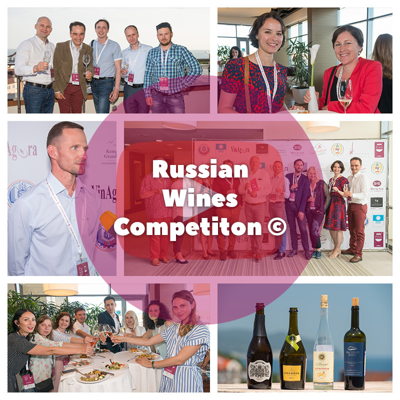 Russian Wines Competition©