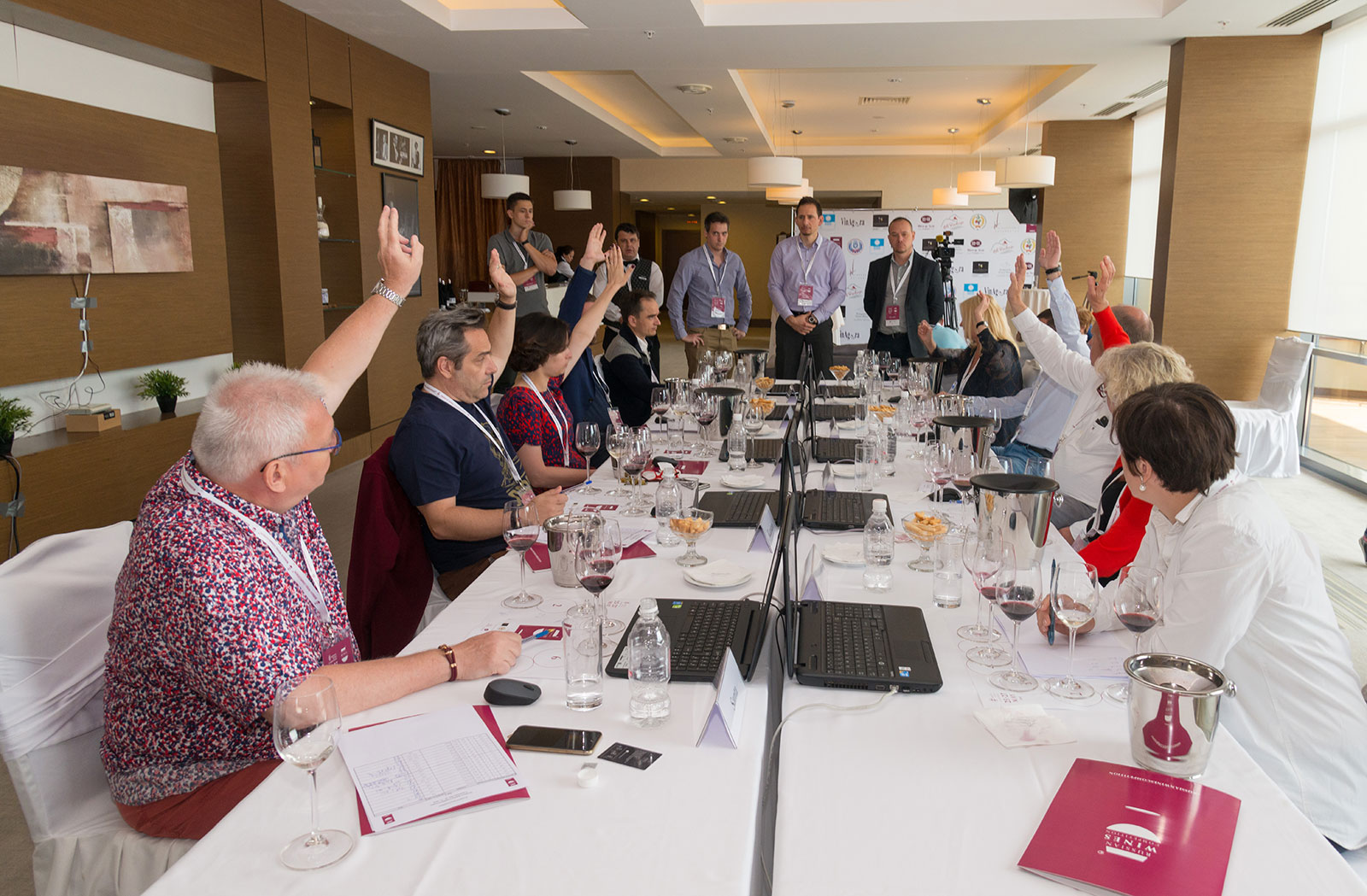 Faults revealed in the eliminated wines at the Russian Wines Competition©
